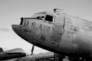 plane relic