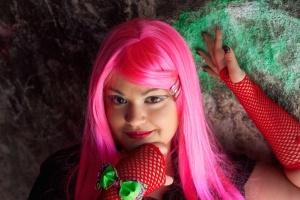 Adela Arceo, with Arizona Photo Events at The Domes.